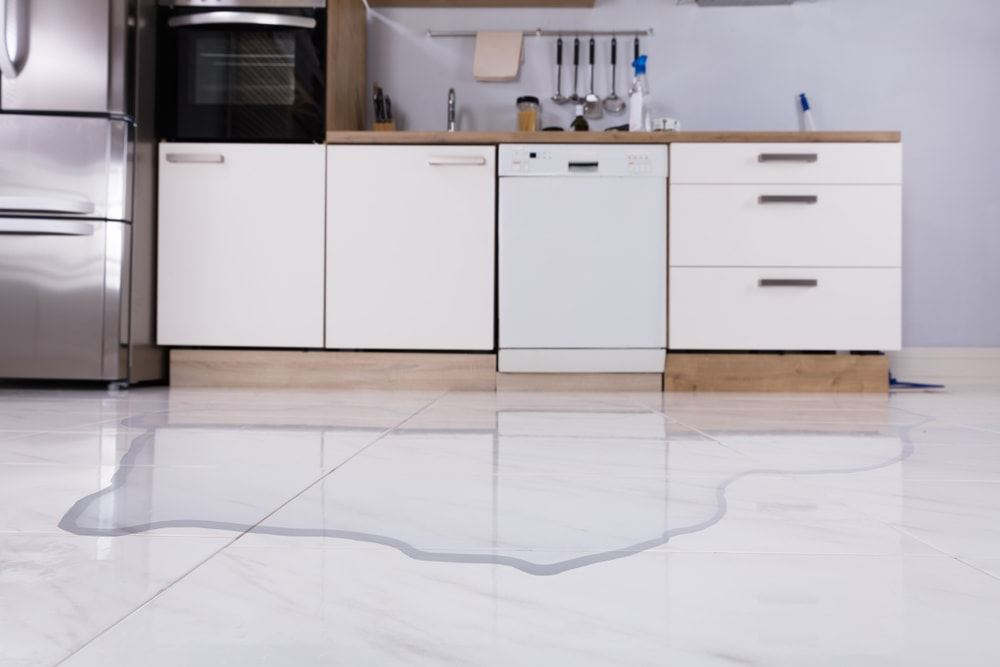 The Dishwasher Flooded My Kitchen Pure Plumbing Blog