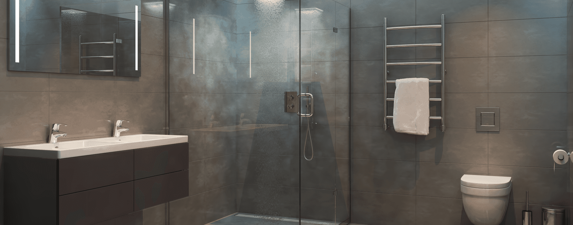 Ready To Remodel Here Are The Hottest Bathroom Trends For Spring 2018